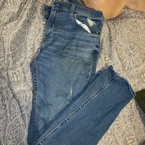 Hollister Jeans 31x30, men's skinny fit
